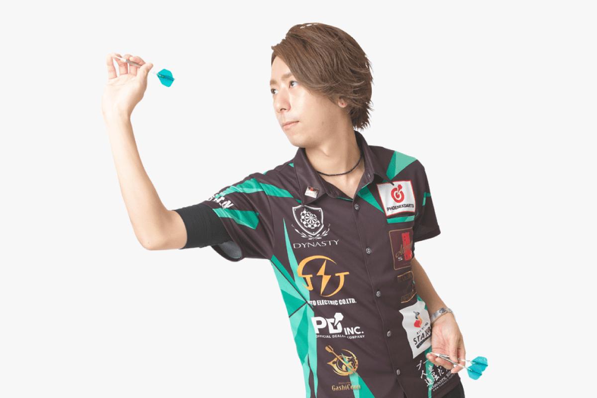 プロダーツプレイヤー 鈴木 洋平