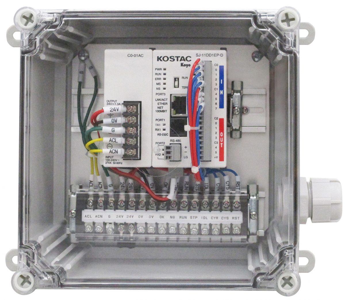 光洋電子工業ポン付ボックス