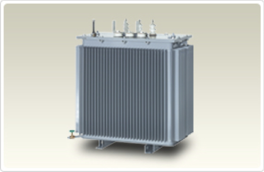 高圧受電設備(トップランナー変圧器Rシリーズ)